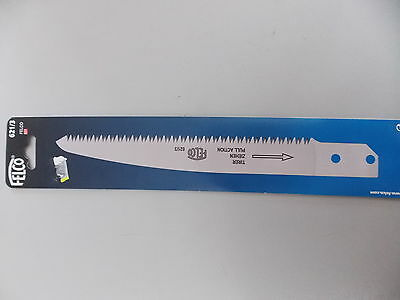 Saw blade Felco Replacement 621/3 24cm for Crosscut 621mit Japan toothing