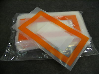 Tidel Tacc II R/A/CII/Sentinel Safe Reusable Drop Envelopes Orange