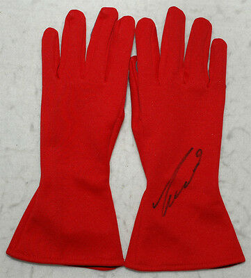 Niki Lauda Signed - Autographed - Racing F1 Gloves Pair