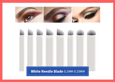 Microblading Nadeln Makeup Handmethode Permanent Make-up