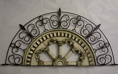 Wall Tile & Metal Plaque Extra Large Brand New