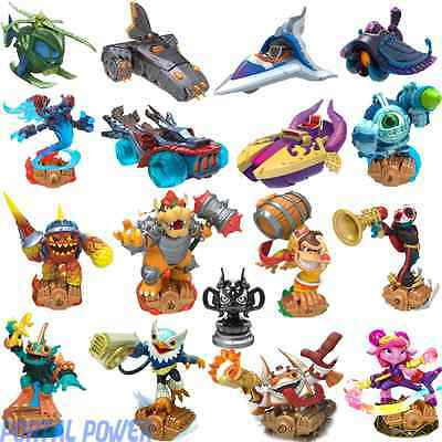Skylanders SuperChargers | Figures, Vehicles, Trophy | Legendary | Nitro | Dark