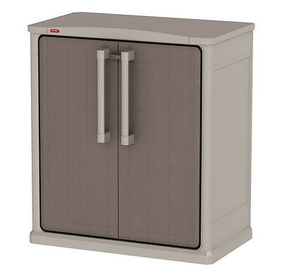 5% off code P5OZZIE - Keter Optima Wonder Mini - Outdoor Storage Cabinet - Base