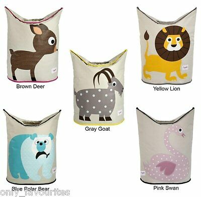 3 Sprouts Laundry Hamper For Children