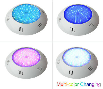 12V 18W 24W 35W 42W RGB / CW Wall Mounted Resin Filled LED Swimming Pool Light