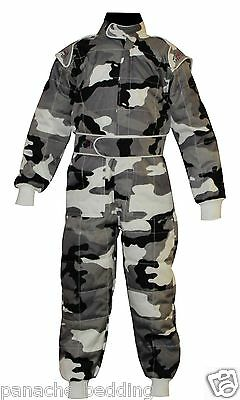 Cordura Kids / Junior Double layer CIK-FIA Level 2 Approved Karting /Racing Suit