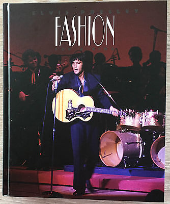 Elvis Presley Fashion For A King  Ftd 600 Pages Book  2 Cd's Rare Out Of Print