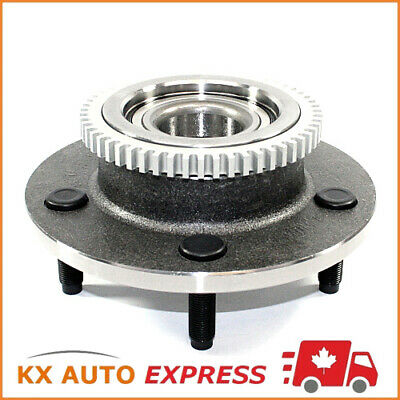 Front Wheel Bearing Hub Assembly For Dodge Ram 1500 Rwd 2000 2001