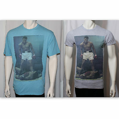 Muhammad Ali Over Sonny Liston Fight Boxing T-Shirt