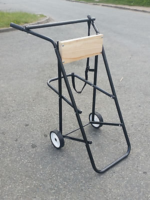 New Outboard Engine Motor Stand Trolley Up To 6hp Mercury Suzuki Mariner Yamaha