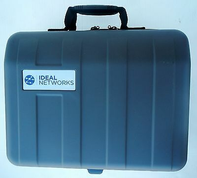 IDEAL Networks R161061 Carrying Case for Cable Certifiers LanTEK III Series