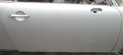 Genuine Used MINI O/S Drivers Side Door (Pure Silver) for R50 R52 R53 #21