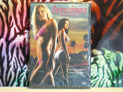 DVD neuf sous blister : SEXCRIMES - Film d'action, passion frisson, perversion -