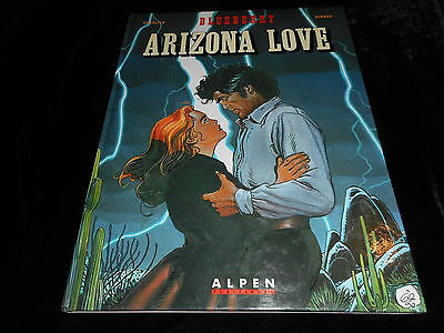 Charlier / Giraud : Blueberry : Arizona Love EO Alpen 1990