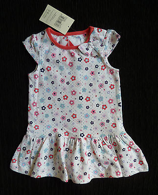 Baby clothes GIRL 3-6m TU soft brushed cotton modern floral dress SEE MY SHOP!