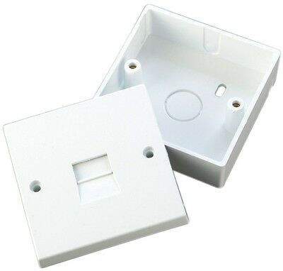 Lj2/3A Telephone Socket Bt Extension Slave Surface Idc Terminals
