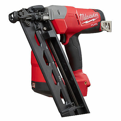M18 FUEL 16ga Angled Finish Nailer (Tool Only) Milwaukee 2742-20 New