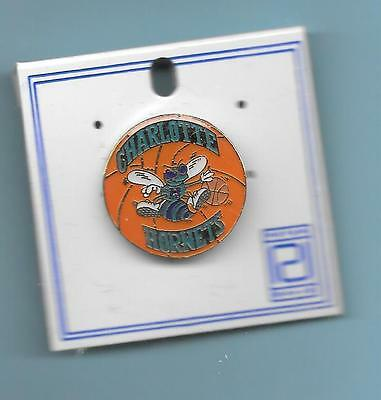 1992 Charlotte Hornets Peter David Pin