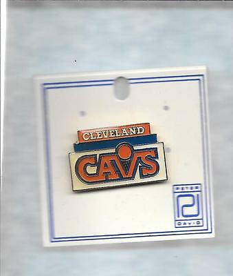 1992 Cleveland Cavaliers Peter David Pin