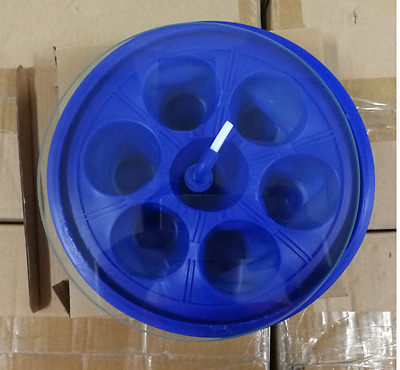Silicone Mold for Short Wine Glass 3D Vacuum Sublimation Machine Accessories