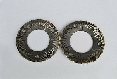One Pair of Iron grinding of B Wet dry grinder New