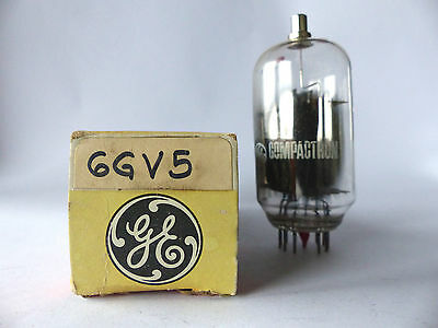 General Electric Röhre 6GV5 Beam Power Tube