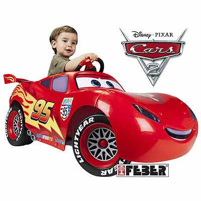 Licensed Feber Mcqueen 6v Electric Battery Powered Ride on Kids Toy Car
