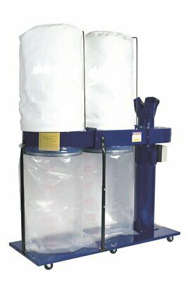 """50 WOOD DUST SAW DUST POLY EXTRACTOR BAGS 32"""" x  60"""""""