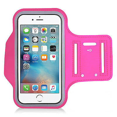 iPod Touch Premium Neoprene Armband Hot Pink 4th,5th,6th Generation Running