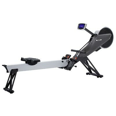 Vogatore DKN R500, rower 12 kg,crossfit,aeromagnetica 16 livelli -- BEST BUY