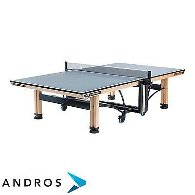 CORNILLEAU COMPETITION 850 WOOD ITTF indoor - Tennis table Grey