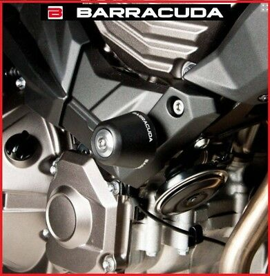 Kit Tamponi Slider Paratelaio Barracuda Kawasaki  Z 800 2013 - 2016 / 13 - 16