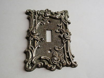 Vintage American Tack and Hardware Amer Tack & HDWE 1967 Switchplate Cover Roses