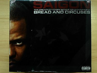 Saigon The Greatest Story Never Told Chapter 2: Bread And Circuses USA CD NEW