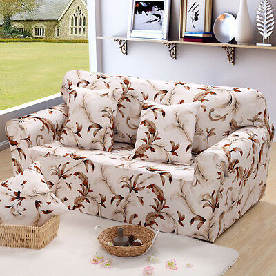 Recliner sofa small leather