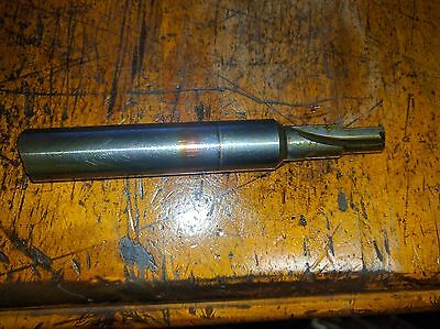 8.5mm GUEHRING carbide stepped straight gun drill 11.0mm wt 16mm OD sk