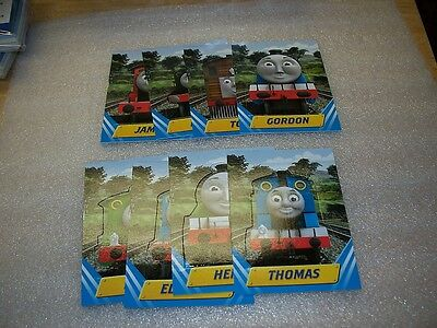 Thomas The Train /& Friends Sodor Adventures Trading Card Display Box of 36 Packs