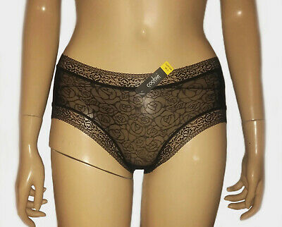 Coobie, Hipster Sheer Floral Lace Panty Bikini style 3371