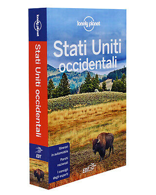 Stati Uniti Occidentali Guida Turistica [Lonely Planet] [Ultima Edizione] Edt