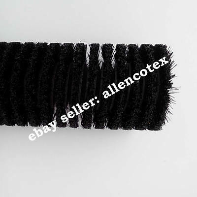 Bristle Roller for hand lay up laminating carbon fiber glass fibre