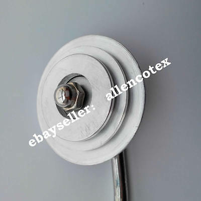 Aluminium Corner Roller for hand lay up replaceable head