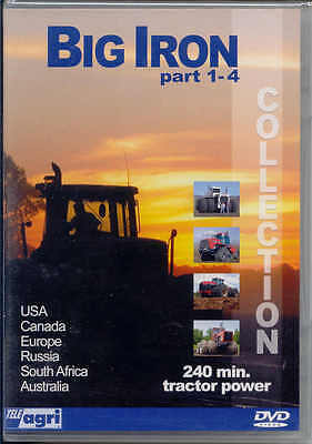 Big Iron Part 1-4 Collection 240 min. DVD