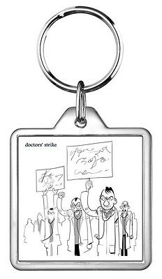Doctor Medical Staff Strike Angry Scribble Placard Sign Cartoon Picture Quotes S