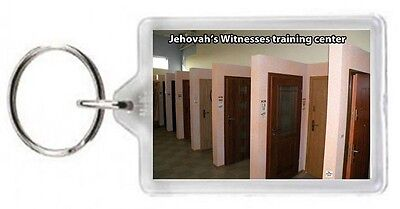 Jehovah's Witness Training Centre Train Practice Door Knock Saying Gift Present