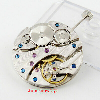 17 Jewels classic 6497 Mechanical Hand-Winding movement for men's watch