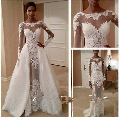 Robe de mariée custom New mariage soirée wedding dress evening dress 8988a