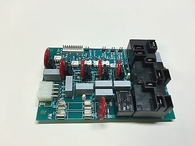 Hobart under counter dishwasher relay board. OEM 00-892934-00001  model LXI