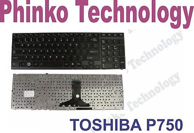 Keyboard for TOSHIBA Satellite P750 P750D