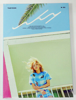 TAEYEON Girls' Generation -Why (2nd Mini) CD+Photocard+Poster+Extra Gift