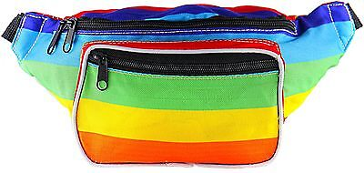 SoJourner Bags Rainbow Fanny Pack